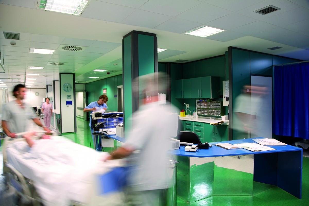ONDOAN lleva a cabo varios proyectos en hospitales vascos