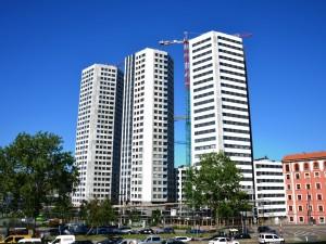 ONDOAN instala la calefacción, fontanería, salubridad, gas y cogeneración de las viviendas de Garellano en Bilbao