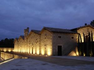 Instalaciones electromecánicas para Bodegas Marqués de Murrieta