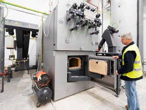 ONDOAN ejecuta las instalaciones de la Central de Biomasa de Arrasate (Gipuzkoa) para Laboral Kutxa