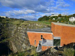 ONDOAN ejecuta la instalación de Climatización y Control del Centro de Interpretación del Parque Cultural y Medioambiental de Meatzaldea