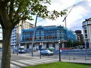 Instalaciones de Climatización y PCI en el edificio de la antigua Aduana de Bilbao