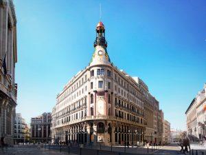 ONDOAN realizará las instalaciones de climatización del Complejo Canalejas en Madrid
