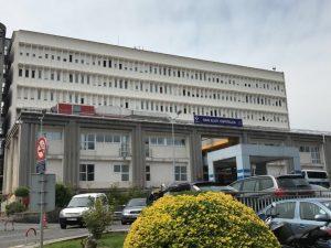 Calidad Ambiental Interior en el Hospital de San Eloy de Barakaldo