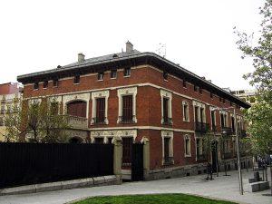 Instalaciones mecánicas para el Palacio de Villagonzalo en Madrid