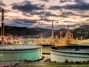 Instalaciones de Climatización y Ventilación del nuevo edificio de vestuarios de Petronor en Muskiz