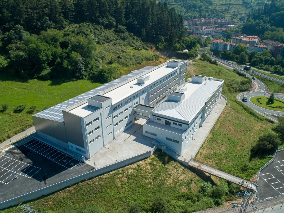 Climatización, Gas Natural y Aire Comprimido en el Instituto Miguel Altuna (Bergara)