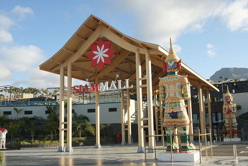 ONDOAN ejecutará el mantenimiento integral del Centro Comercial Siam Mall de Tenerife