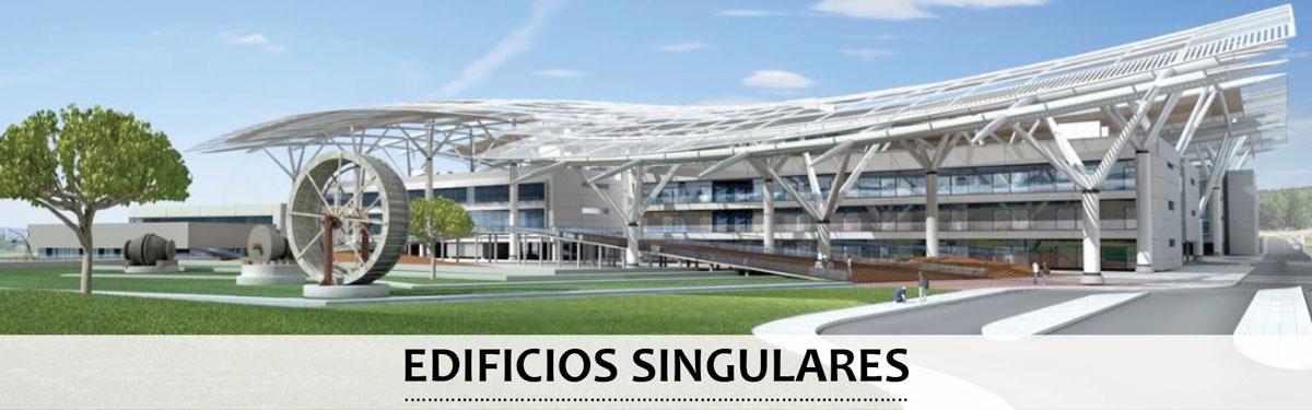 Edificios Singulares
