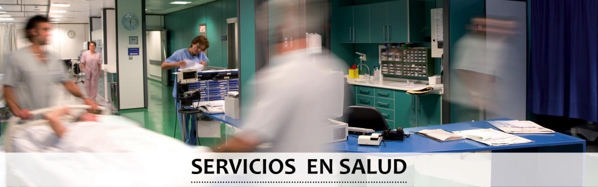 Servicios en Salud