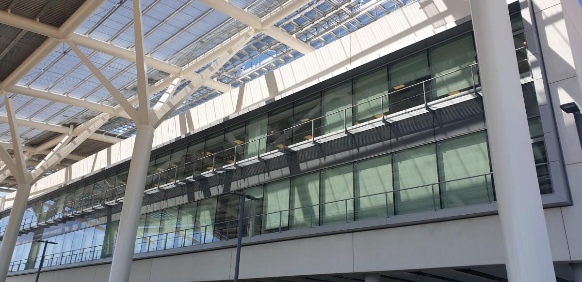 Instalaciones mecánicas y sistema de gestión del Campus de Formación de Iberdrola en Madrid