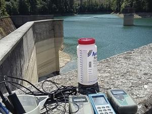 Control de la calidad de 93 captaciones de agua para la Agencia Vasca del Agua-URA y Gobierno Vasco
