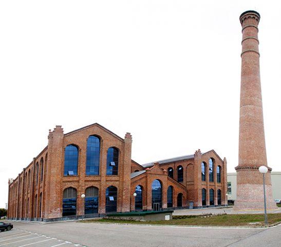 Reforma de la climatización del edificio La Azucarera (Vitoria-Gasteiz)
