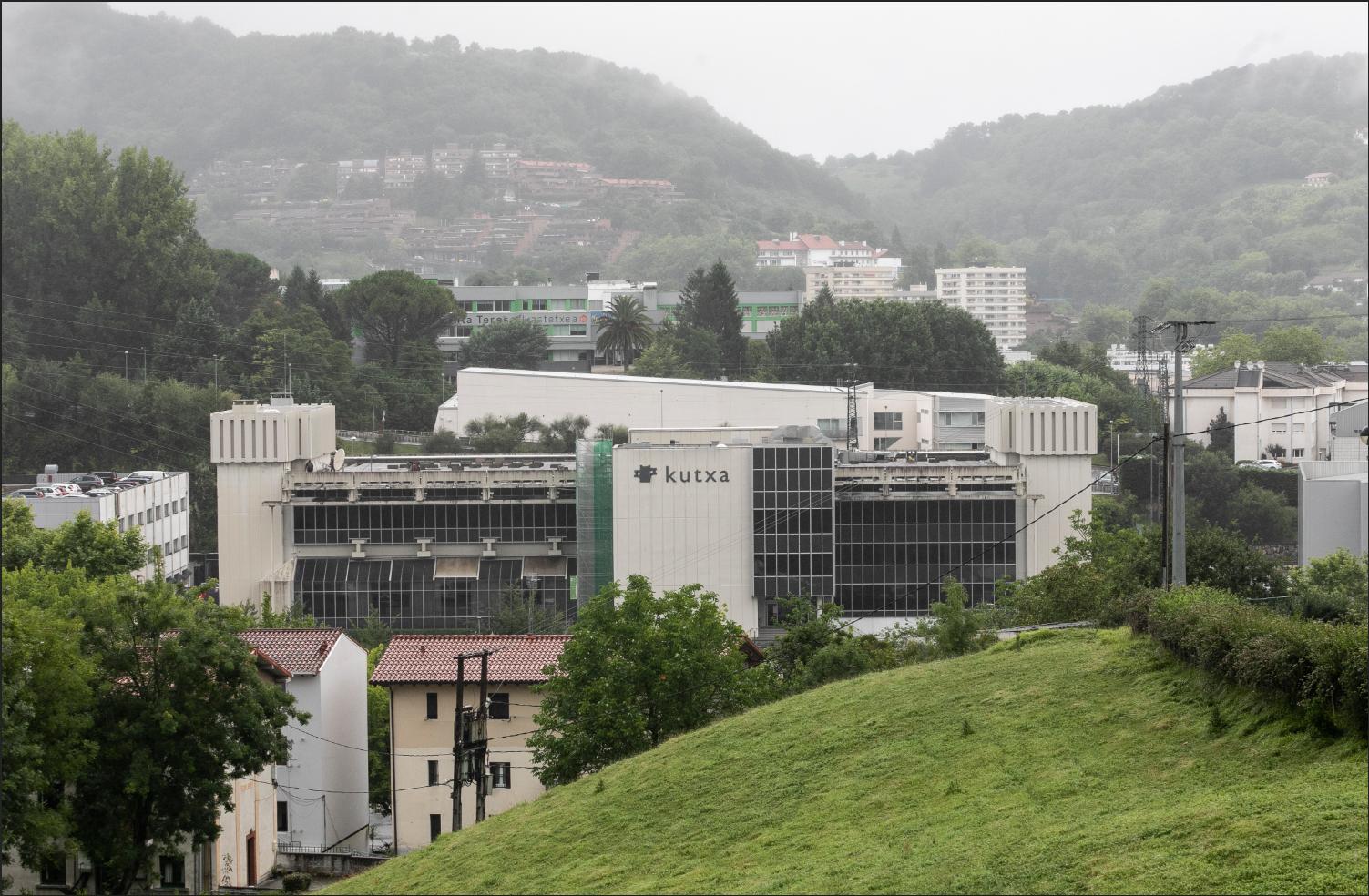 Climatización e instalaciones eléctricas del Centro de Datos de Kutxabank (Donostia)