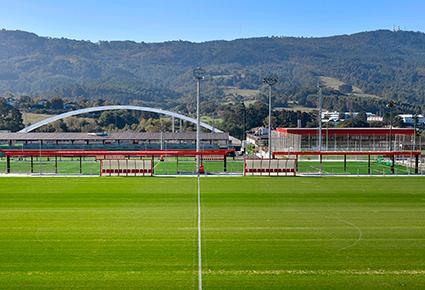 Climatización, gas natural y PCI para el nuevo centro de trabajo del Athletic Club de Bilbao