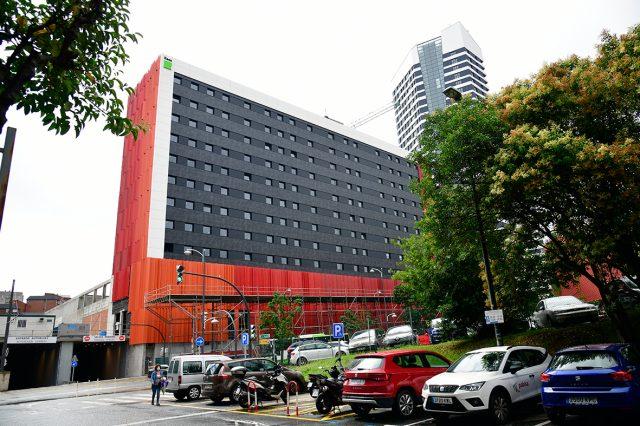 Instalaciones PCI para la nueva Residencia Universitaria San Mamés