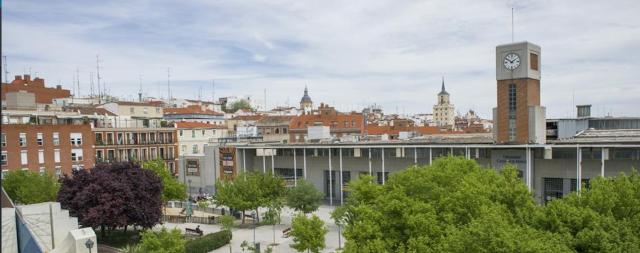 Climatización en el rehabilitado Campus Puerta de Toledo de la Universidad Carlos III